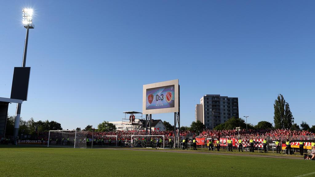 Die Flensburg-Fans müssen nach Lübeck reisen