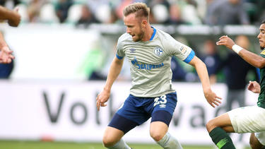 Cedric Teuchert fehlt dem FC Schalke vorerst