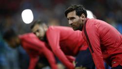 Lionel Messi dachte über Wechsel vom FC Barcelona zu Manchester City nach