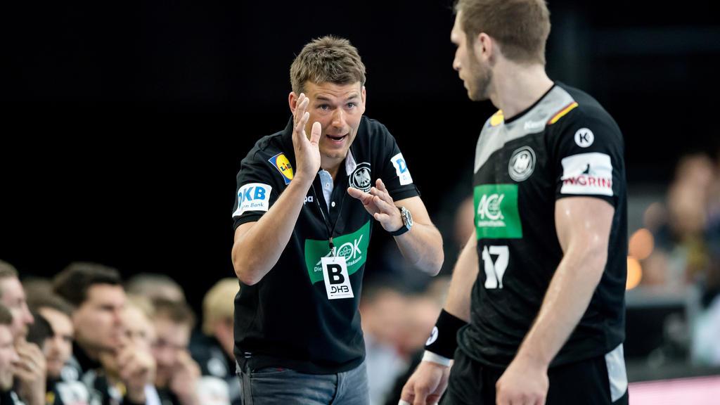 Bundestrainer Christian Prokop hat die WM im Fokus