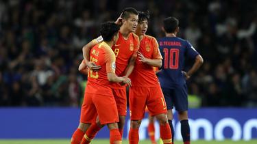 El cuadro chino sigue aspirando al título tras el triunfo. (Foto: Getty)