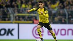 Julian Weigl spielt seit 2015 beim BVB