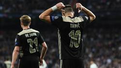 Dusan Tadic überragte gegen Real Madrid