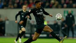 Droht eine längere Auszeit: Eintracht-Torjäger Sebastién Haller