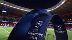 Das Wanda Metropolitano hat ein Fassungsvermögen von knapp 68.000 Zuschauern