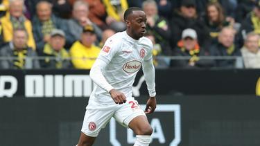 Darf mit Belgien zur U21-EM: Dodi Lukebakio