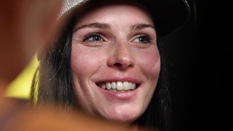 Skirennläuferin Anna Veith will ihre Karriere fortsetzen