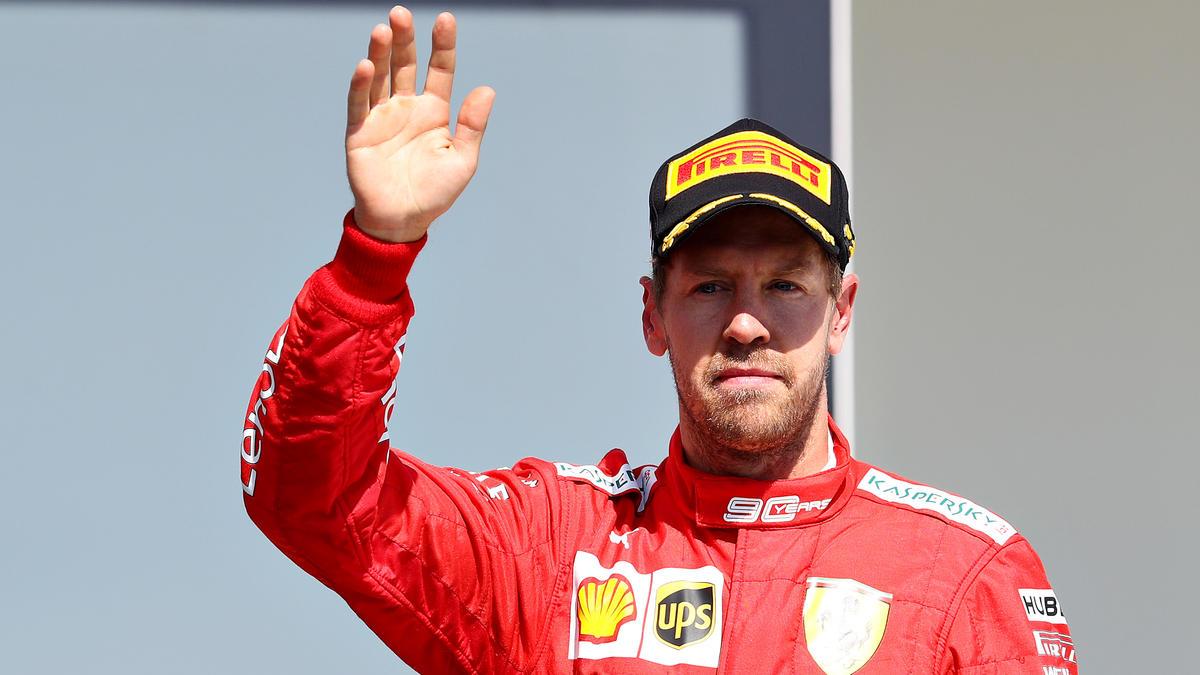 Sebastian Vettel kann seine Strafe auch nach dem Rennen nicht verstehen