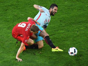 Arda se lesionó con la selección turca. (Foto: Getty)
