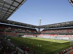 Ausbau des RheinEnergie-Stadions ist theoretisch noch möglich