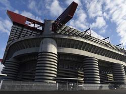 Die Fußball-Kathedrale in Mailand