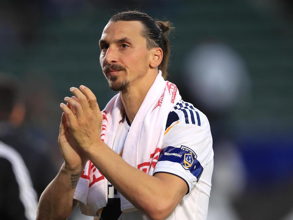 Zlatan Ibrahimović schoss Galaxy zum Sieg