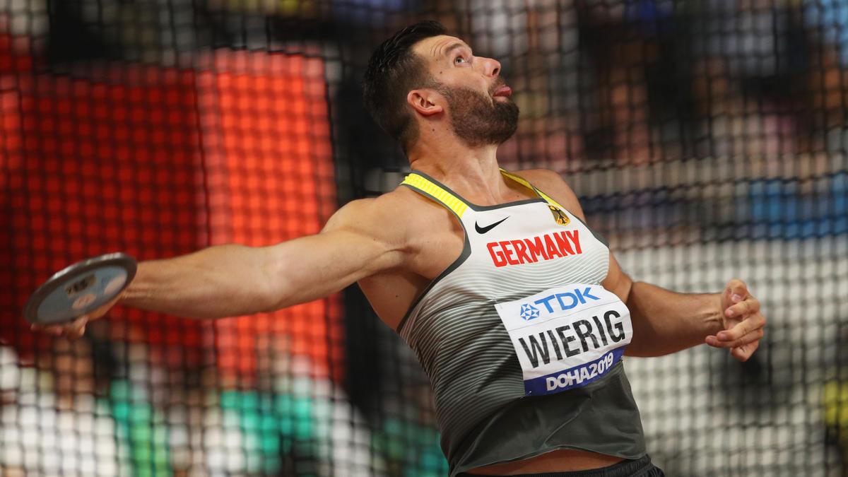Martin Wierig holt in Doha sein zweitbestes WM-Ergebnis