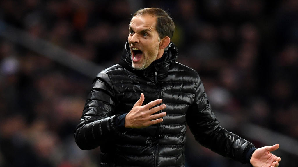 El técnico del PSG no está contento con su estrella.