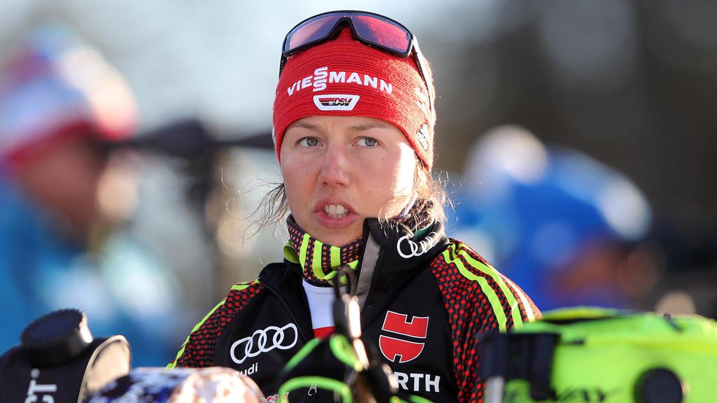 Ist «durch Zufall» zum Berglauf gekommen: Laura Dahlmeier