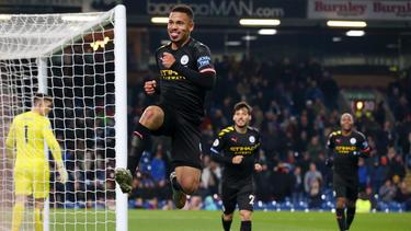 Jesus traf doppelt für Manchester City