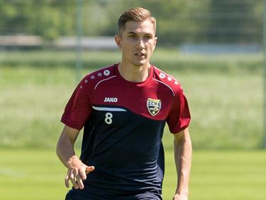 Puschl absolvierte drei Einsätze für Altach