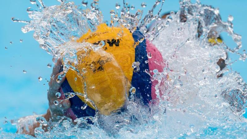 Die deutschen Wasserballer spielen bei der EM um die Olympia-Teilnahme