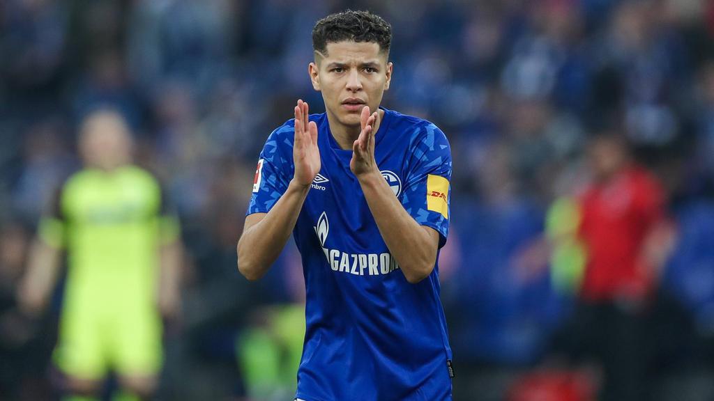 Amine Harit will sich mit dem FC Schalke 04 steigern