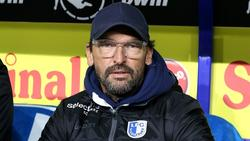 Pele Wollitz und der 1. FC Magdeburg lassen Punkte liegen