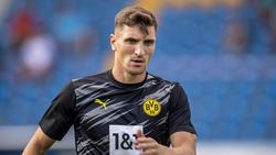 Hat sich bei einem Testspiel des BVB leich verletzt: Thomas Meunier