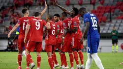 Der FC Bayern ließ dem FC Chelsea keine Chance