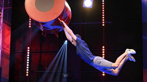 Alexander Wurm ist einer der Topfavoriten bei Ninja Warrior Germany