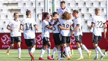 Zwangspause für die deutsche U19
