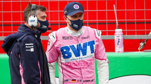 Will sich nicht mit der Rolle des Feuerwehrmanns der Formel 1 begnügen: Nico Hülkenberg