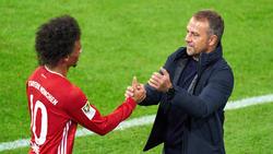 Fehlt dem FC Bayern momentan: Leroy Sané