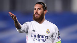 Sergio Ramos kann gegen Gladbach wieder für Real Madrid auflaufen