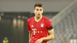 Marc Roca hat beim FC Bayern einen Fünfjahresvertrag unterschrieben