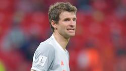 Thomas Müller vom FC Bayern wurde angeblich positiv auf das Corona-Virus getestet