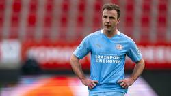 PSV um Mario Götze hat wohl keine Titelhoffnungen mehr