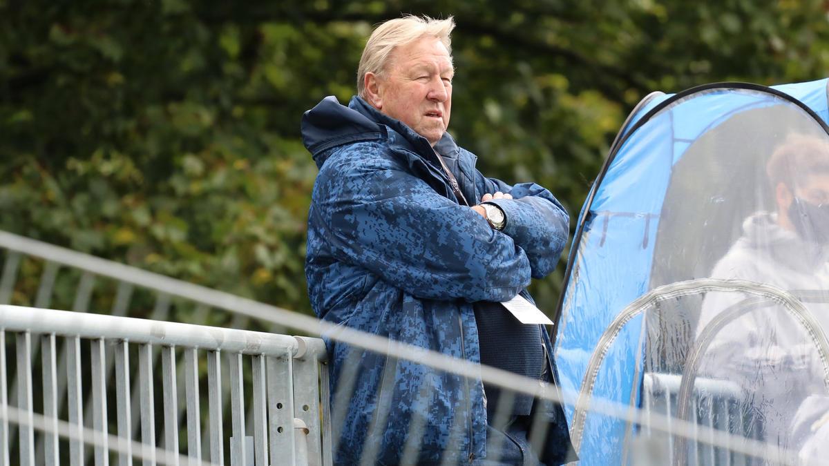 Horst Hrubesch war beim HSV Teil einer goldenen Generation