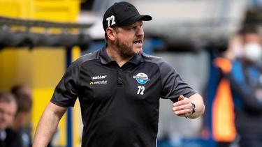 Steffen Baumgart soll vor einem Wechsel zu Hannover 96 stehen
