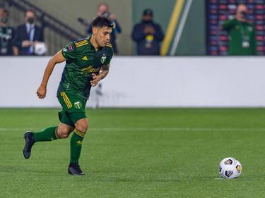 Mora está de dulce en la MLS norteamericana.