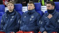 Wechselt Lars Lukas Mai (M.) vom FC Bayern zum FC Schalke 04?