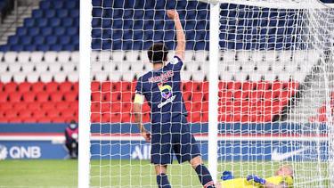 PSG feierte einen klaren Sieg