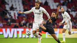 Goncalo Paciência darf Eintracht Frankfurt verlassen