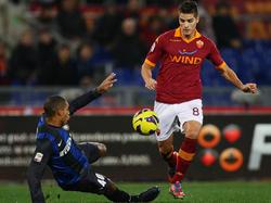 Serie A: Roma trennt sich mit 1:1 von Inter