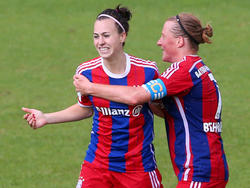 Viktoria Schnaderbeck bleibt dem FC Bayern treu