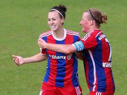 Teamspielerin Viktoria Schnaderbeck ist eine von vier ÖFB-Legionärinnen bei Bayern München