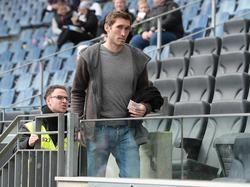 Stefan Reinartz bleibt dem Fußball treu
