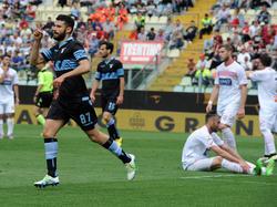 Antonio Candreva könnte vielleicht bald für Inter Tore bejubeln