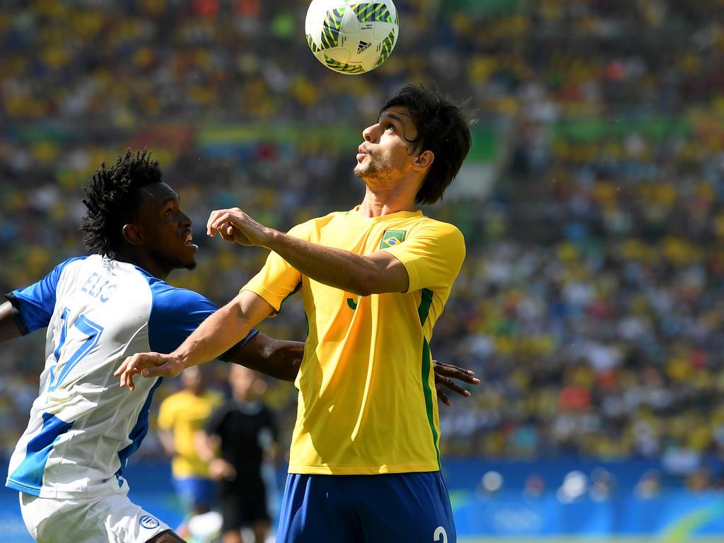 Wechselt offenbar nicht in die Hansestadt: Rodrigo Caio