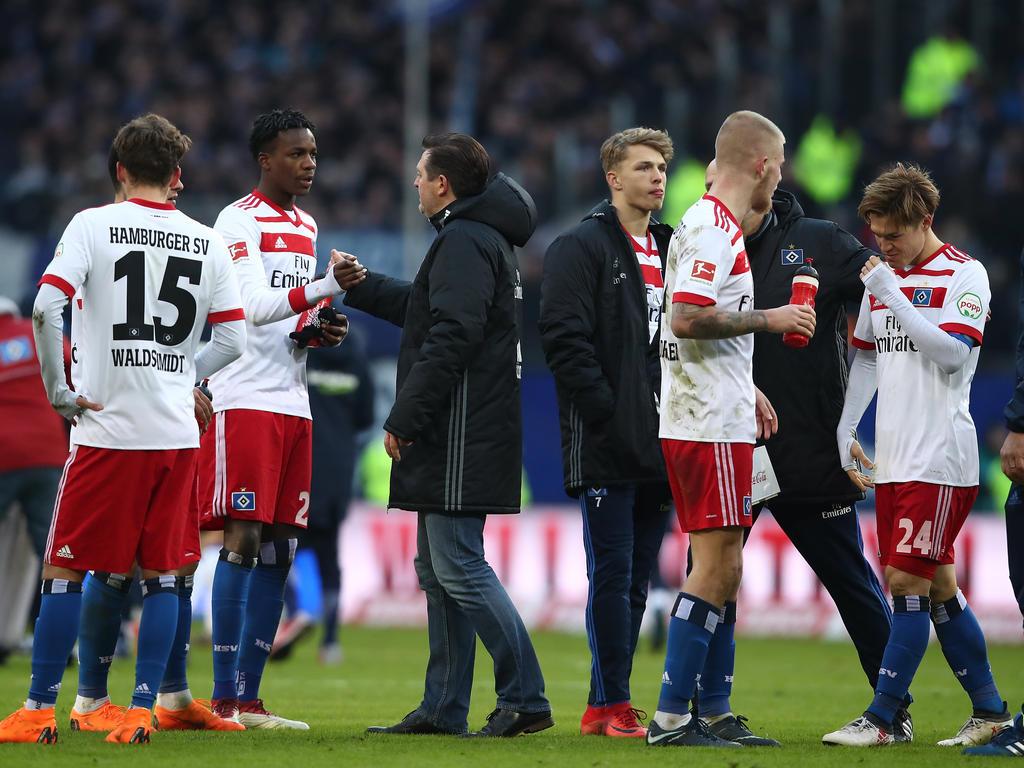 Schafft der HSV im Bundesliga-Abstiegskampf noch das Wunder?