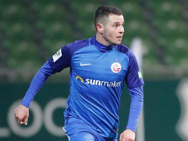Rostock löst Verträge von zwei Spielern auf