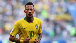 Neymar macht es sich bei der Fußball-WM teils selbst schwer