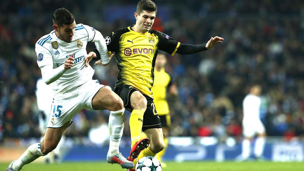 Wird umworben von Real Madrid: BVB-Youngster Christian Pulisic